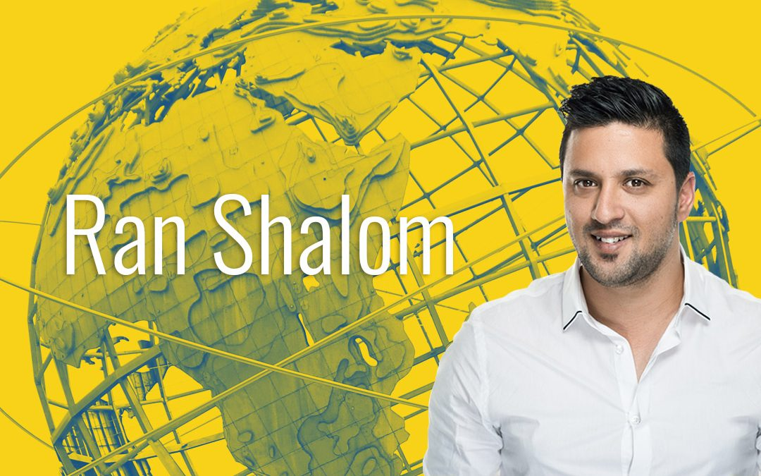 Meet the Team – Ran Shalom
