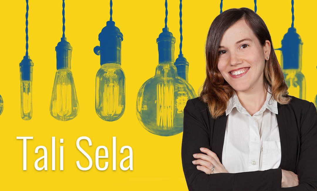 Meet the Team – Tali Sela