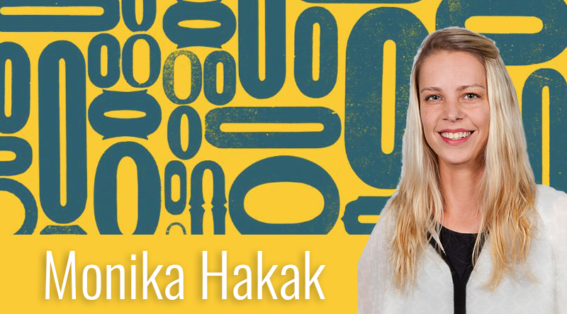 Meet the Team – Monika Hakak