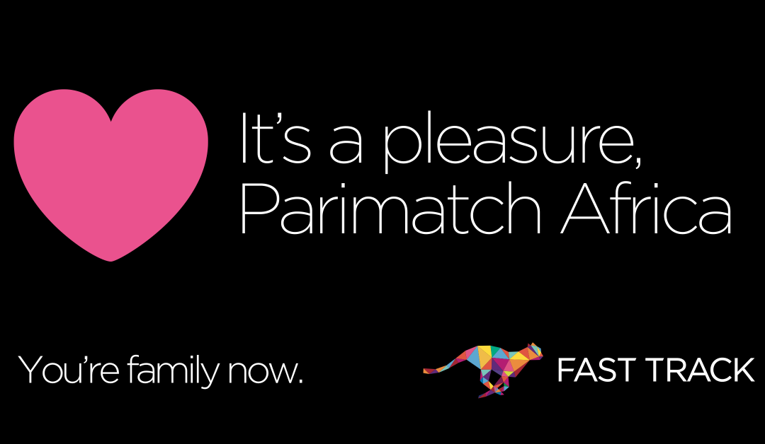 Parimatch Africa signs deal with FAST TRACK CRM